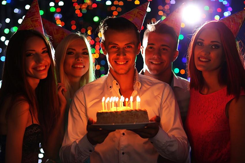 банкетный зал для дня рождения